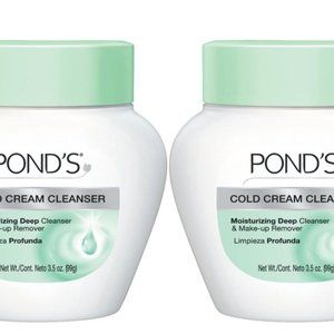 Ponds Cold Cream Cleanser 2 PACK
